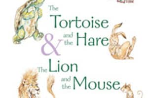 The Lion & The Mouse and The Hare & The Tortoise